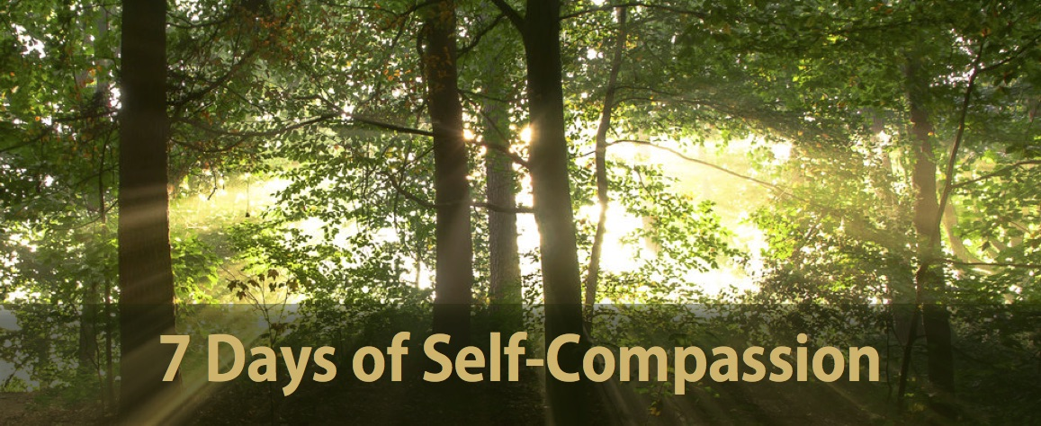 7 Days of Self-Compassion course